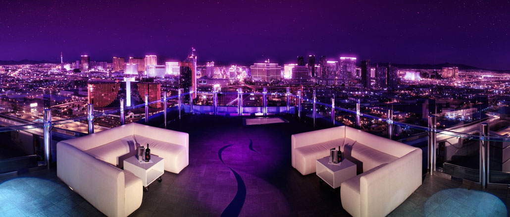 Ghostbar at the Palms in Las Vegas