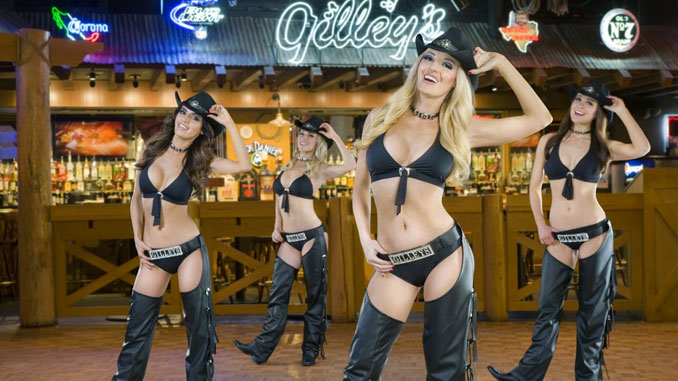 Gilley's Saloon at TI