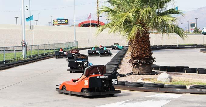 Las Vegas Go-Kart Track