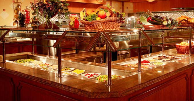Buffet at Golden Nugget on Fremont Street