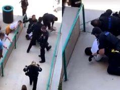 Green VAlley High School Fight