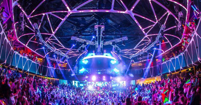 Hakkasan at the MGM Grand