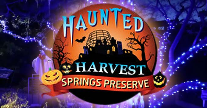 Haunted Harvest Logo