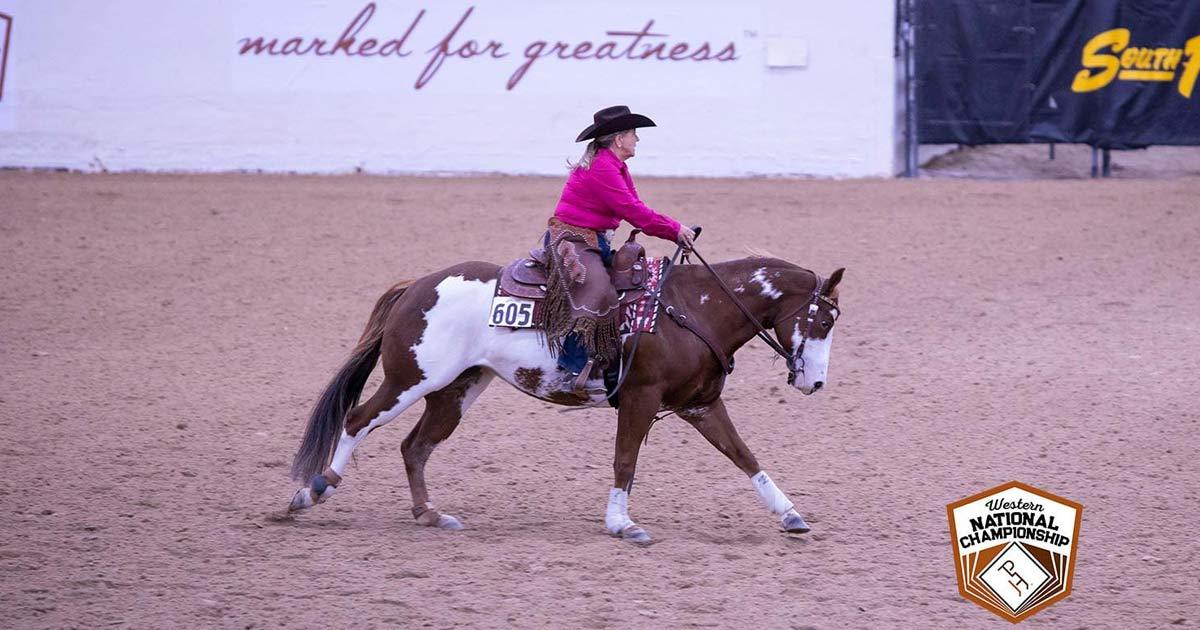 APHA Western National Championship