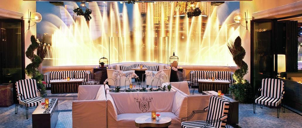 Hyde Bellagio in Las Vegas