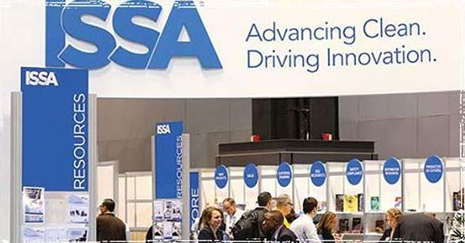 ISSA Show in Las Vegas