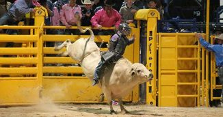 Junior NFR in Vegas