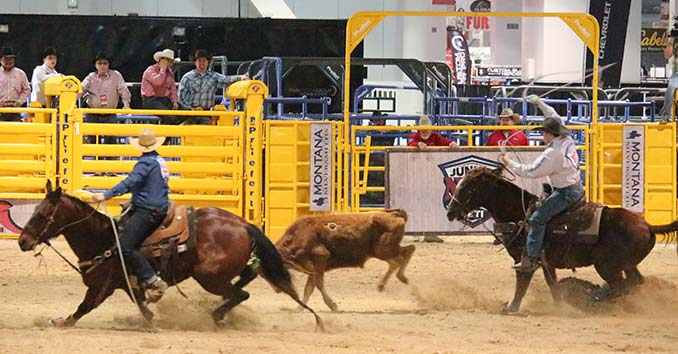 Junior NFR in Las Vegas