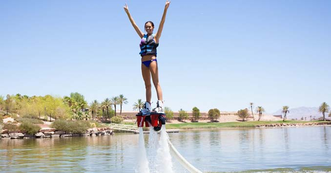 Lake Las Vegas Water Sports