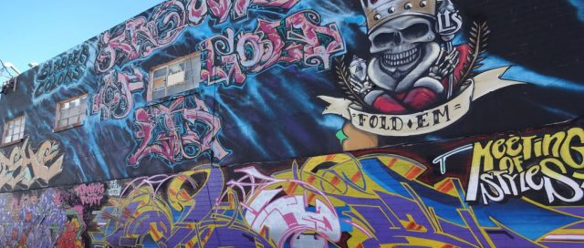 Street Art in the Las Vegas Art District