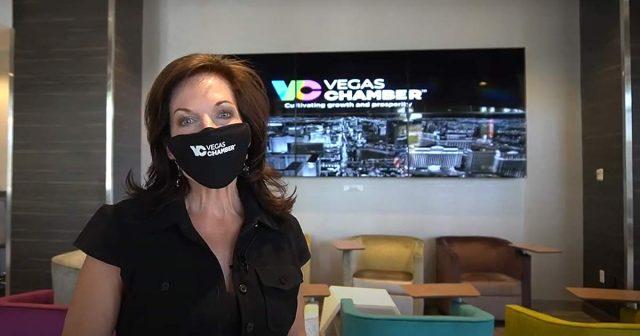 Las Vegas Chamber Mask Mandate