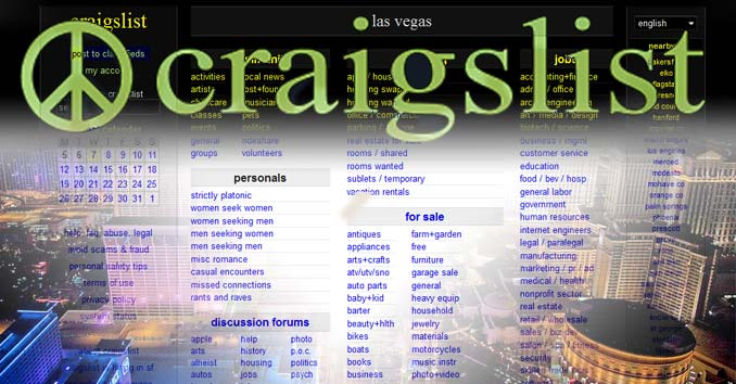 Craigslist Las Vegas Craigslist Crimes A Guide To Safely Using