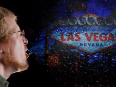 Allergy Sufferer Sneezing from Las Vegas Pollen