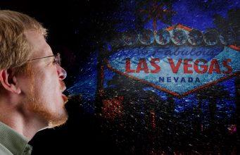 Allergy Sufferer Sneezing from Las Vegas Pollen