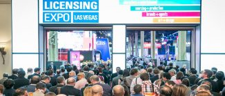Licensing Expo in Las Vegas