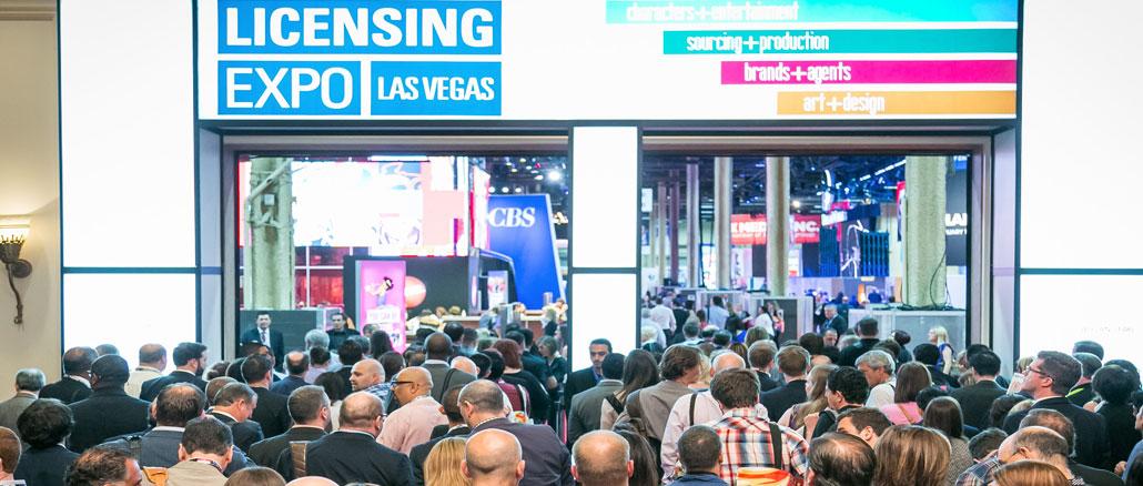 Licensing Expo in Las Vegas