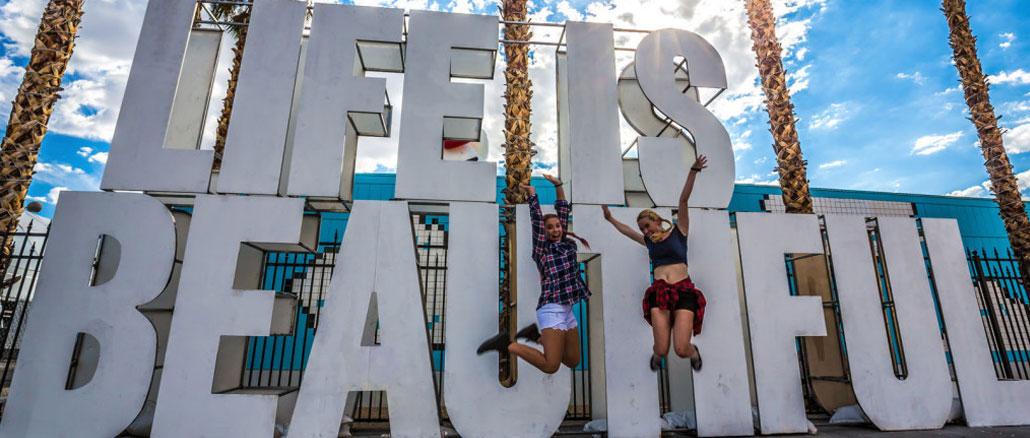 Life Is Beautiful Festival in Downtown Las Vegas