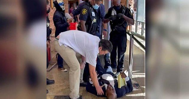 Mack Miller assaulted
