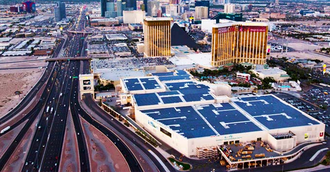 Mandalay Bay Solar Rooftop