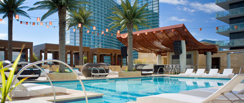 Marquee Dayclub and Nightclub at the Cosmopolitan in Las Vegas