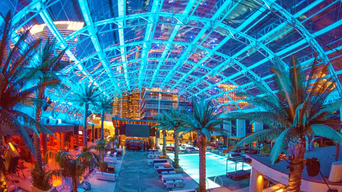 The Marquee Nightclub & Dayclub at the Cosmo in Vegas