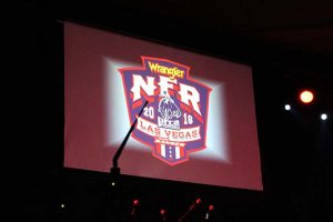 NFR Vegas Sign