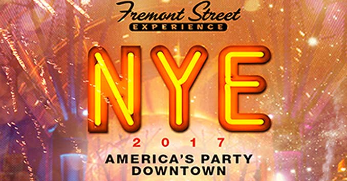 New Year's Eve Fremont Street Experience: