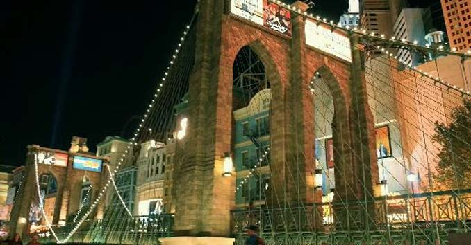 Brooklyn Bridge Las Vegas