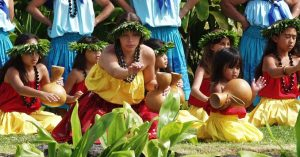 Hawaiian and Pacific Islander culture Festival
