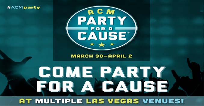 Party for a Cause in Las Vegas