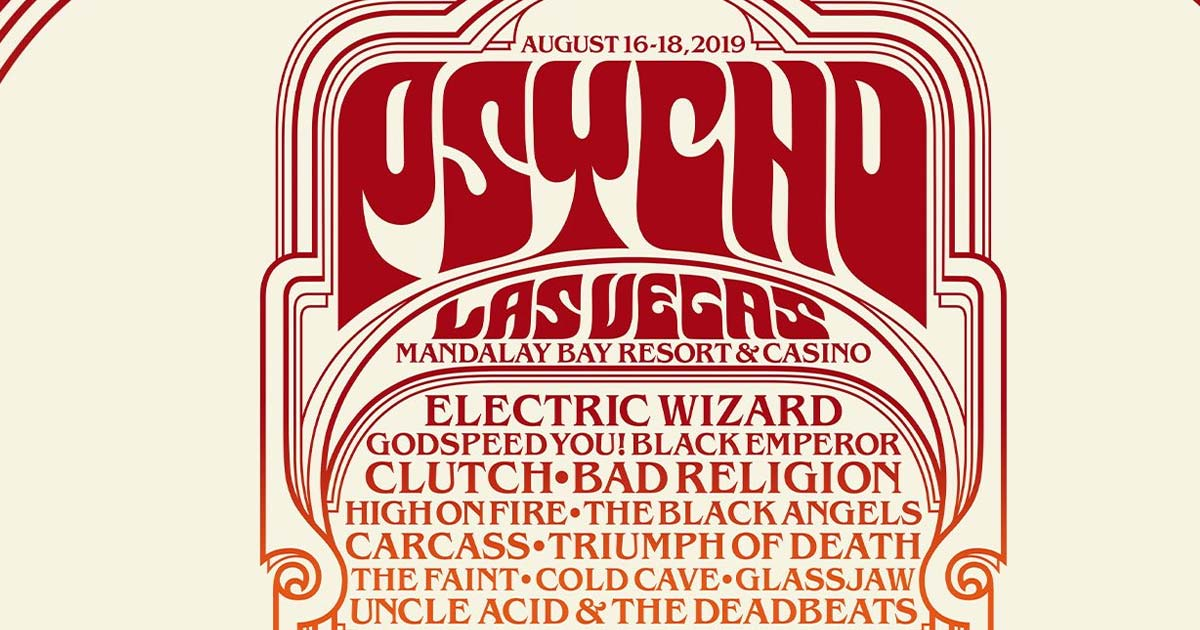 Psycho Vegas Lineup