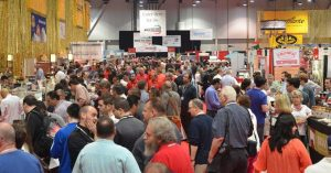 Las Vegas Pizza Expo at the Convention Center
