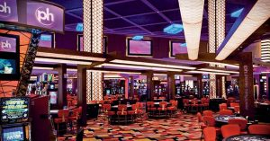 Planet Hollywood Casino Floor