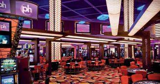 Planet Hollywood Casino Floor