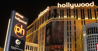 Planet Hollywood Hotel and Casino in Las Vegas