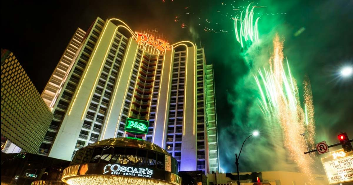 Plaza Fireworks