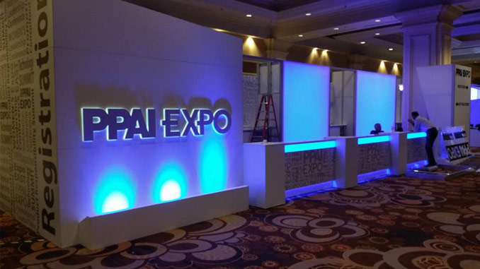 PPAI Expo in Vegas
