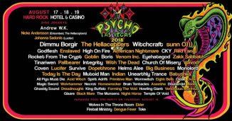 psycho vegas Festival