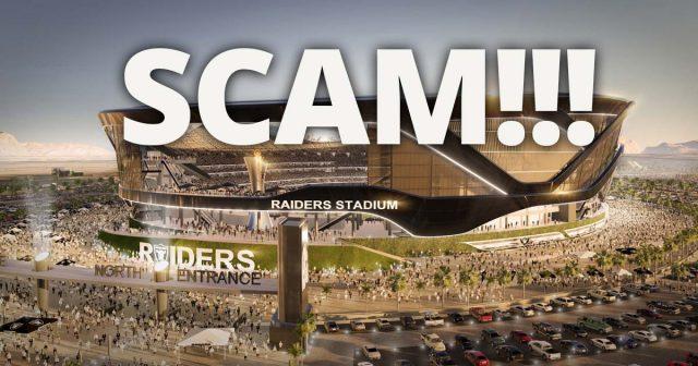 Raiders Scam
