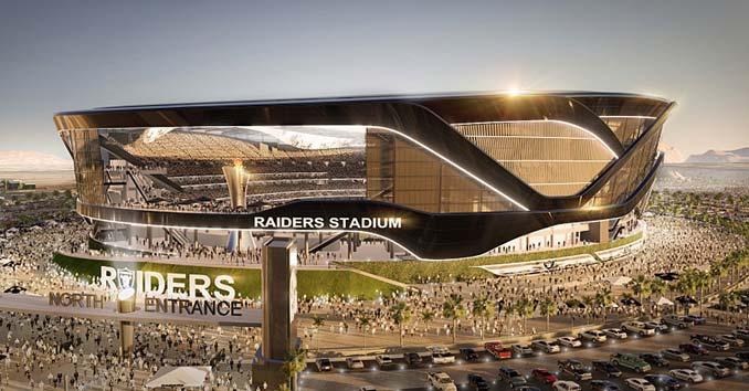 Proposed Las Vegas Raiders Stadium