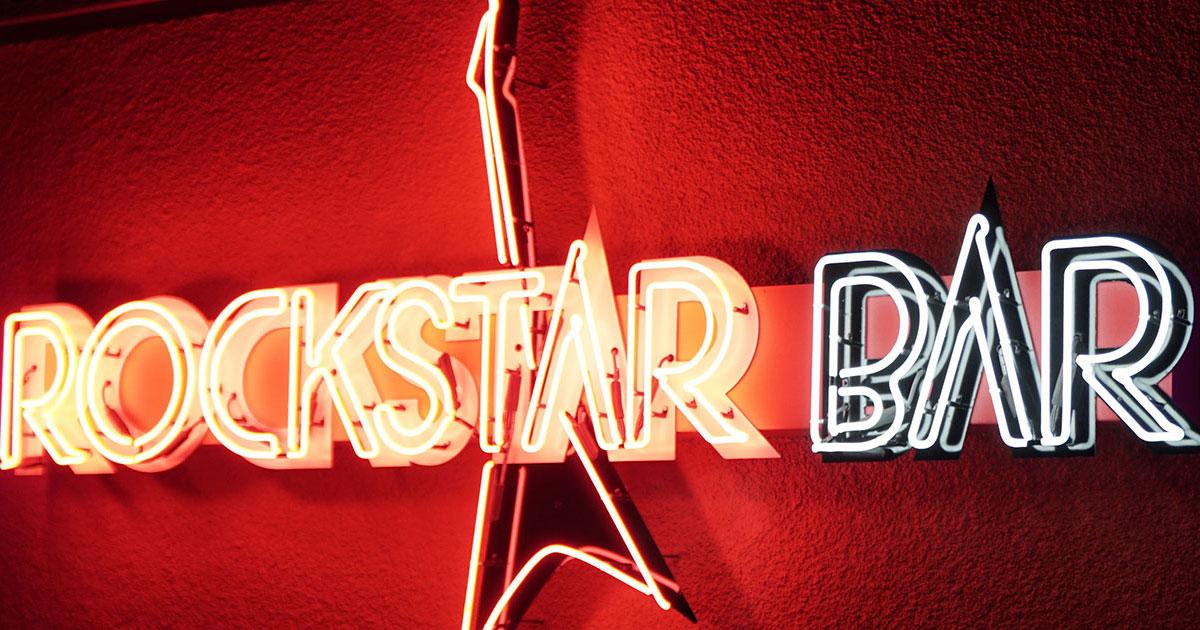 Rockstar Bar Las Vegas