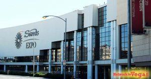Sands Expo Center in Las Vegas