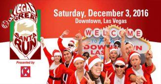 The Opportunity Village Las Vegas Great Santa Run