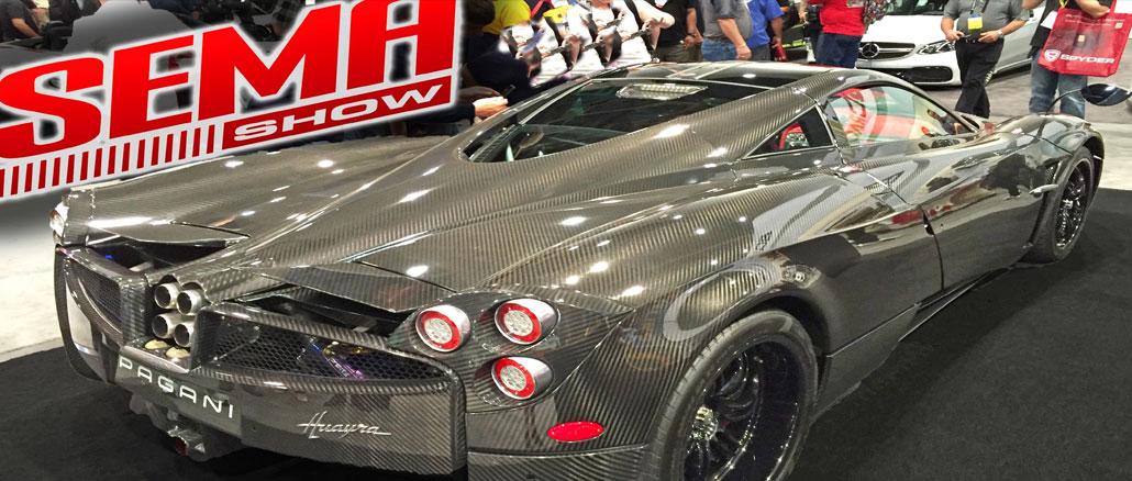 The SEMA Show In Las Vegas - Car show vegas