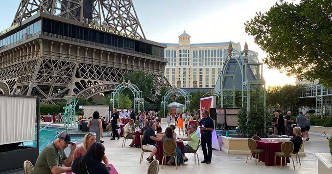 Vacuum & Sewing Dealers Trade Association Party in Las Vegas