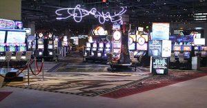 The SLS Las Vegas Casino Floor