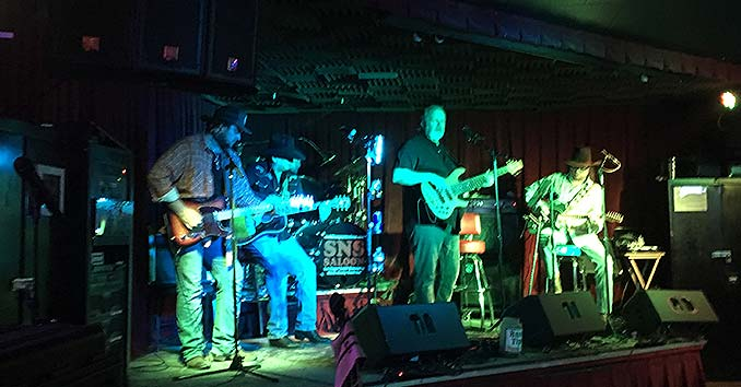 Vegas Country: Honky Tonks, Country Bars, & Country Music in Las Vegas