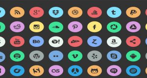 Social Meda Icons