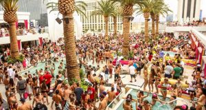 Spring Break in Las Vegas