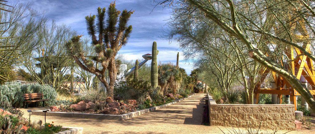 Springs Preserve in Las Vegas, Nevada